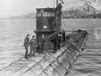 613 projekto povandeniniai laivai