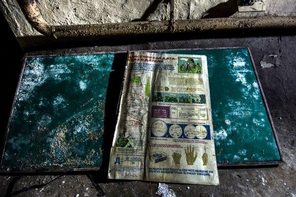 Slėptuvė Dzūkų gatvėje - dar vienas plakatas