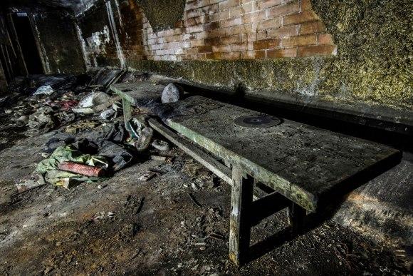 Slėptuvė Reformatų skvere - suoliukas