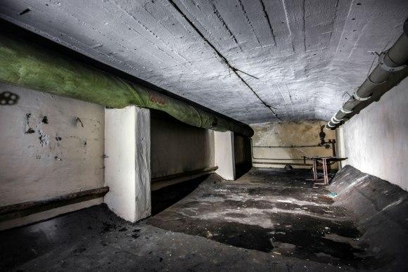 Slėptuvė Dzūkų gatvėje - antroji patalpa