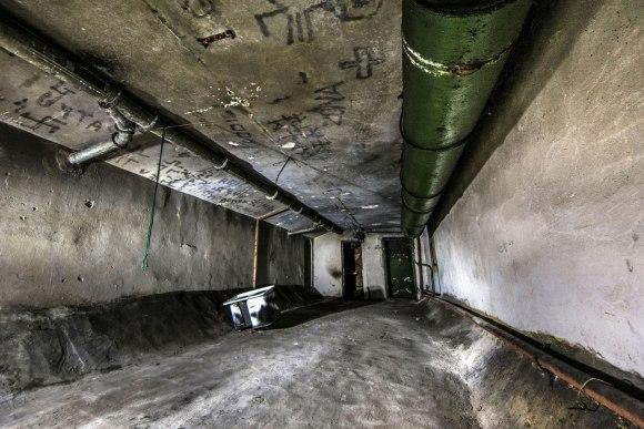 Slėptuvė Pušų gatvėje - dar viena patalpa