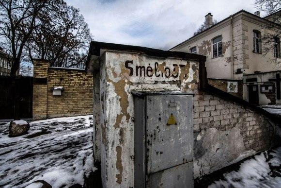 Bombiakas - lietuviškas adresas
