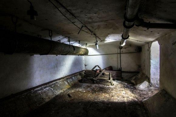 Slėptuvė Žvėryne - gretima patalpa