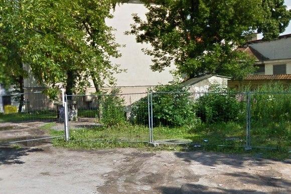 Slėptuvė Vilniaus gatvėje - street view
