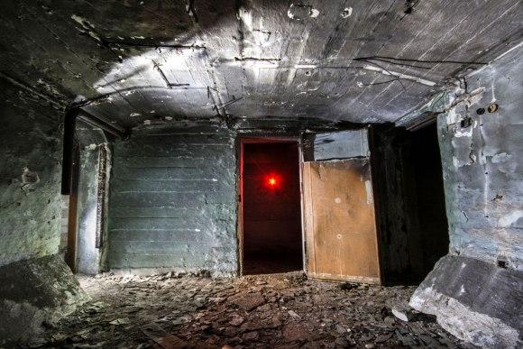 Slėptuvė Naujojoje Vilnioje - ventiliacijos kambarys