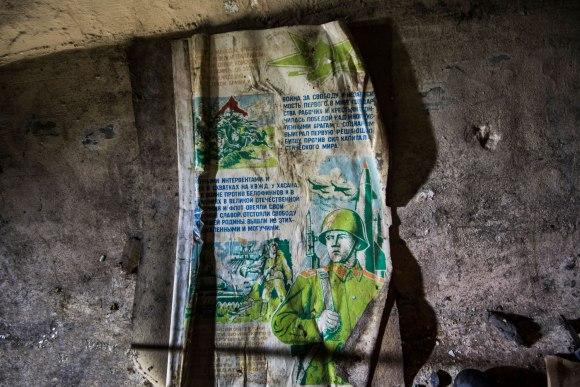 Slėptuvė Dzūkų gatvėje - plakatas