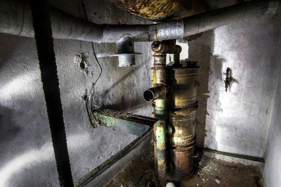 Slėptuvė Žvėryne - ventiliacija