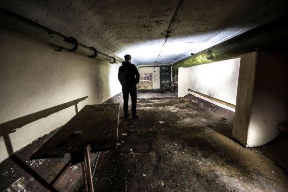 Slėptuvė Dzūkų gatvėje - trečioji patalpa