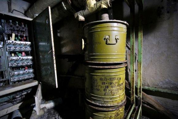 Slėptuvė Dzūkų gatvėje - ventiliacinė patalpa