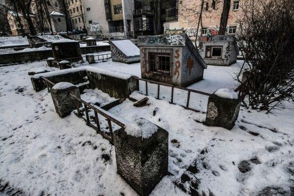 Slėptuvė Reformatų skvere