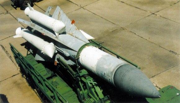 Raketa iš viršaus