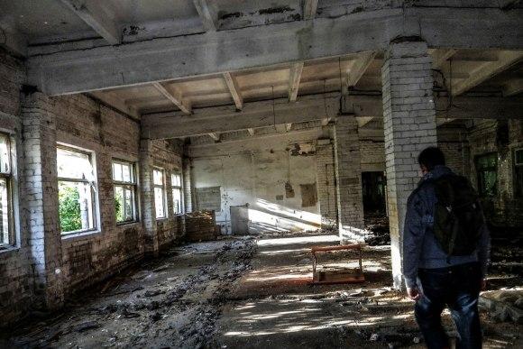 Tušti pastatai