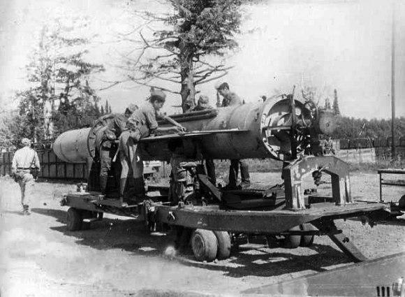 Montuojama raketa