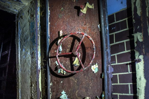 Hermetinės durys