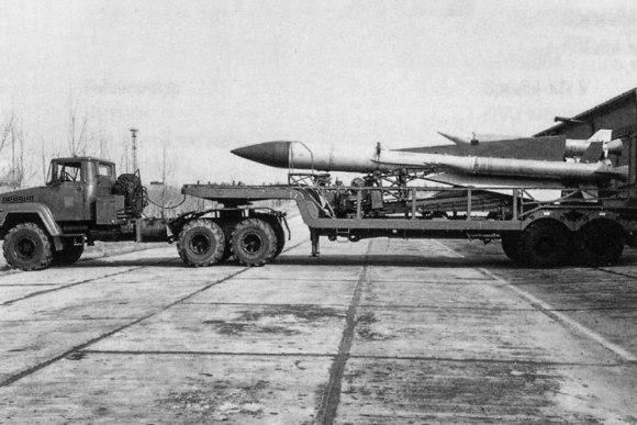 Raketa ant vilkiko