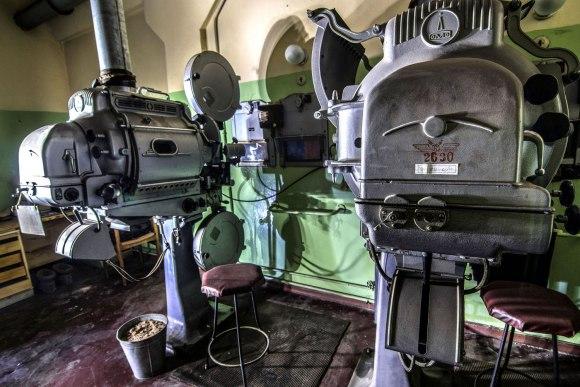 Kino projektoriai