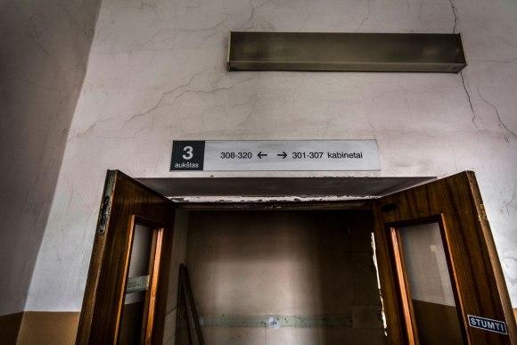 Trečio aukšto kabinetai