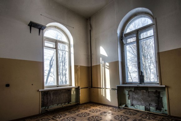 Kambario langai