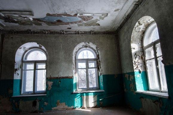 Kambarys su freskomis