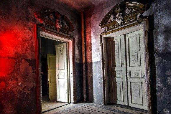 Senovinės durys