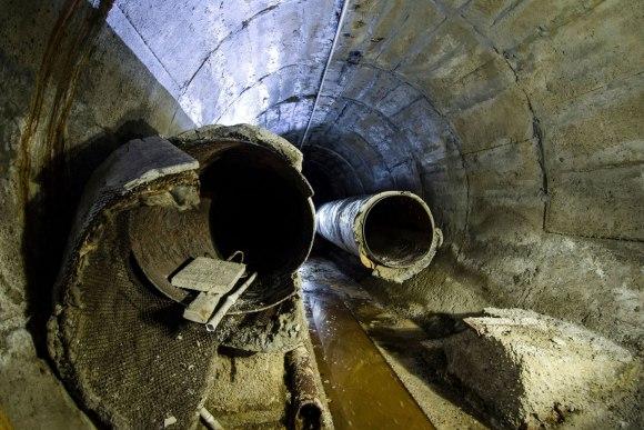 Tunelis su vamzdžiais