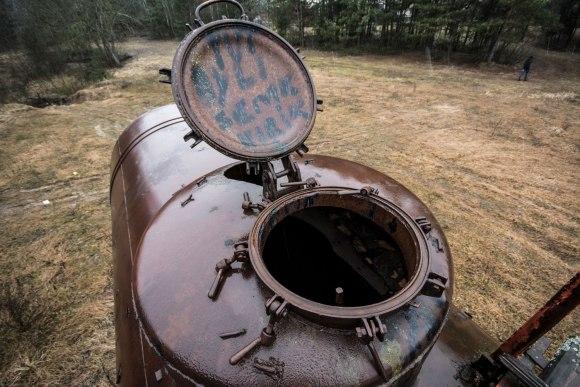 Ant cisternos