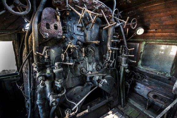 Mašinisto kabina