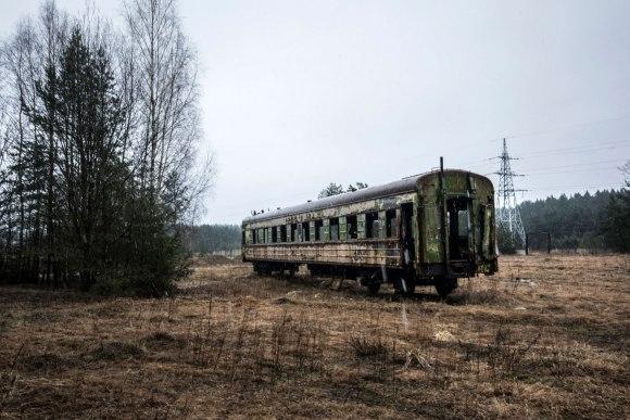 Laukas ir vagonas