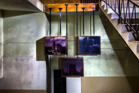 Nuotraukų instaliacija