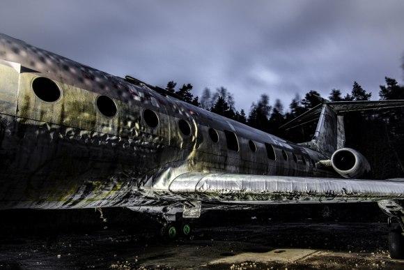 Lėktuvo nugara