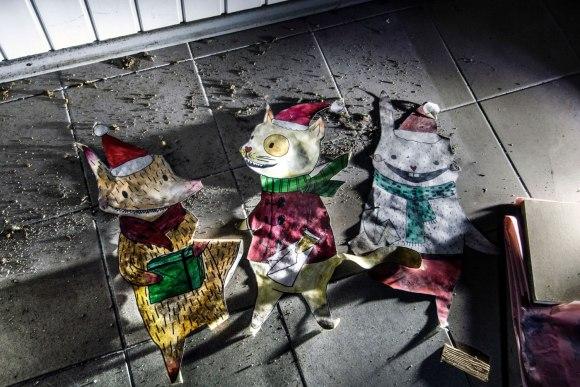 Kalėdiniai gyvūnai