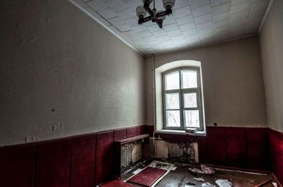 Raudonas kabinetas