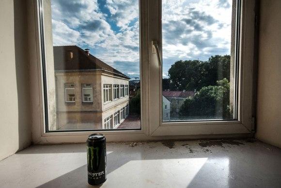 Langas bei energetinis