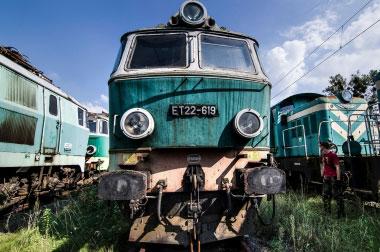 Apleisti traukiniai