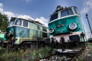 Apleisti Lenkijos lokomotyvai