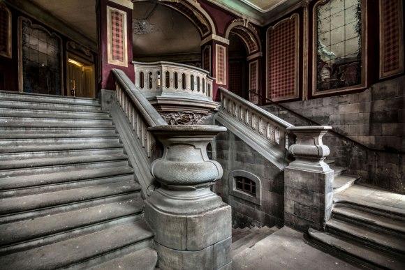 Rūmų laiptai