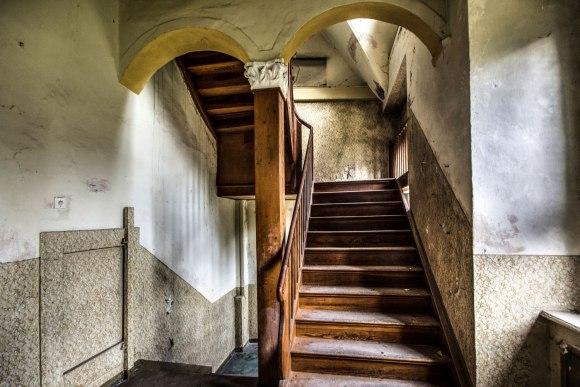 Laiptai į palėpę