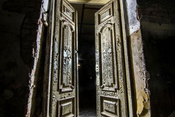Koridoriaus durys