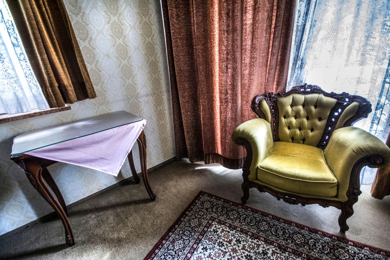 Senovinių baldų imitacija