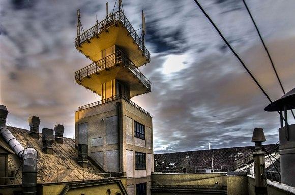 Rūmų bokštelis
