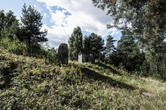 Bunkeris kalvoje