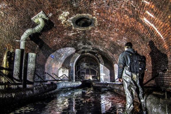 Antverpeno kanalizacija