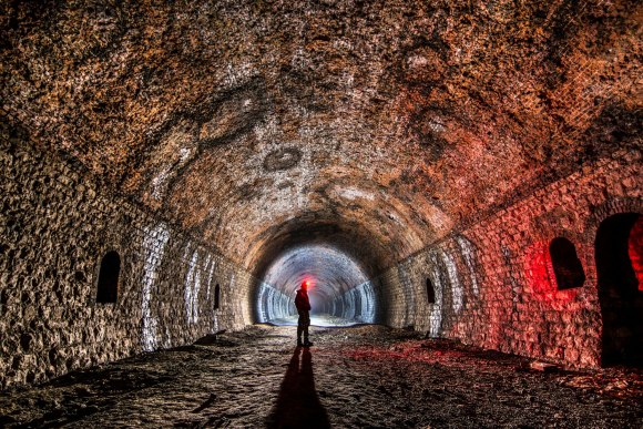Geležinkelio tunelis