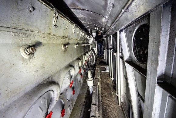 Traukinių tunelis