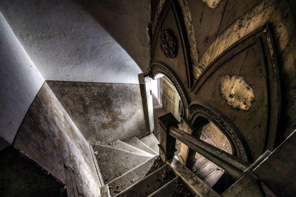 Laiptai į bokštą