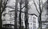 Pietinis fasadas, 1929 m.