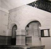 Laiptai vestibiulyje, 1940 m.