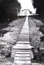 Laiptai i rūmus, 1929 m.