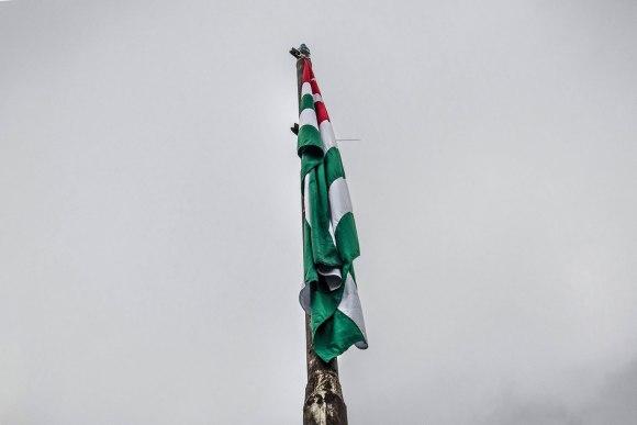 Abchazijos vėliava