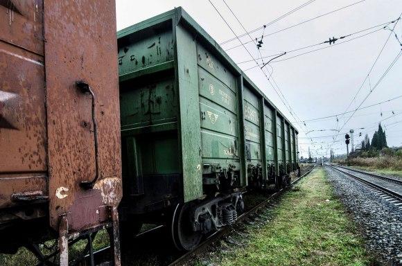 Krovininiai vagonai